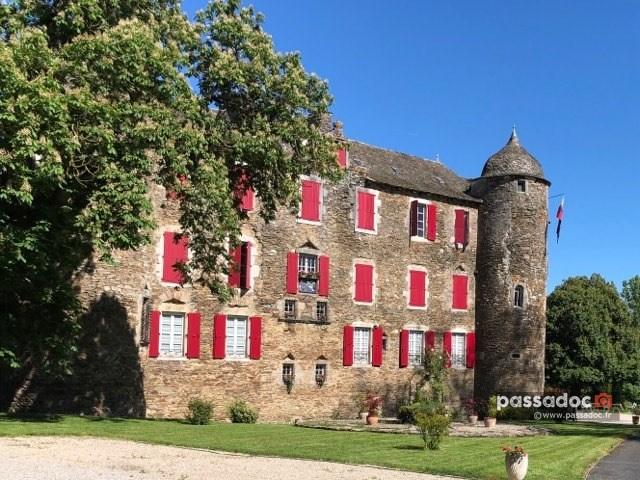 Chateau du Bosc Demeure d'Henri de Toulouse Lautrec