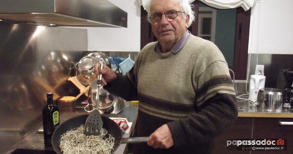 André Abbe civelle cuisine mer