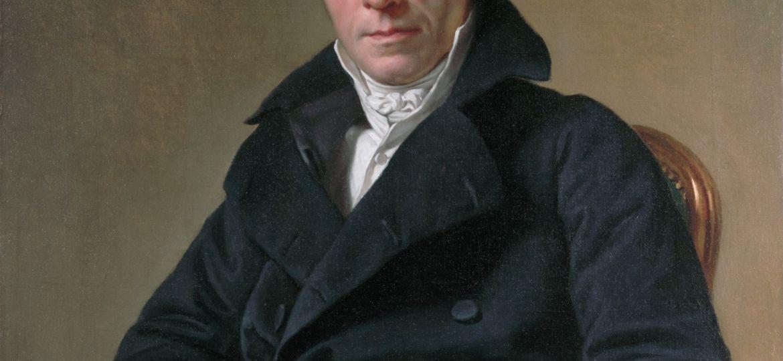 Emmanuel Joseph Sieyès, by Jacques-Louis David