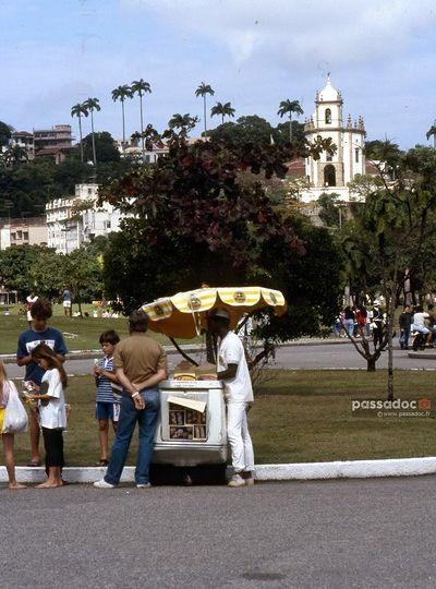 Eglise de Gloria à Rio de Janeiro; Gloria's church in Rio de Janeiro