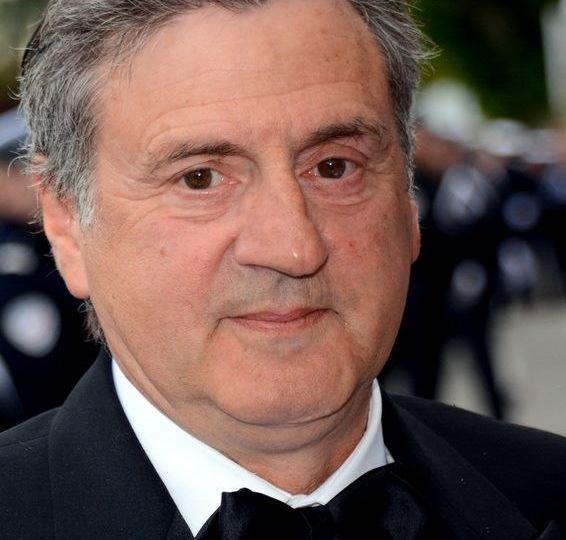 Daniel Auteuil à Cannes en 2013 - Photo Georges Biard