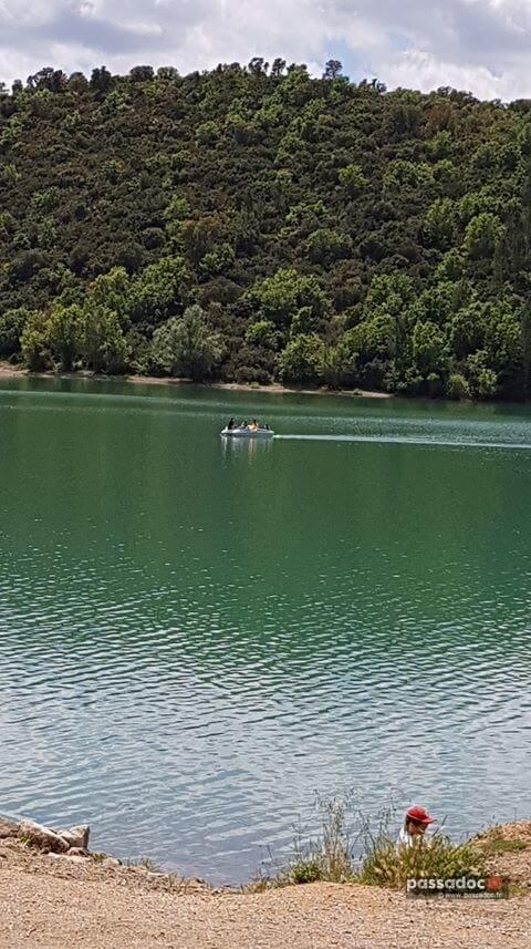 Lac de Saint Cassien - Var - Photo Maryse Laugier