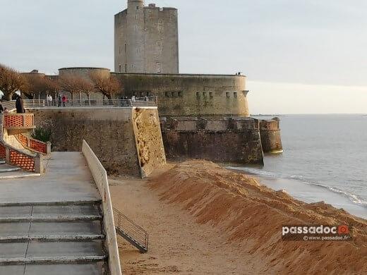 Fort Vauban ou Sémaphore est le château fort médiéval de Fouras petite ville située en Aunis dans le département de la Charente.